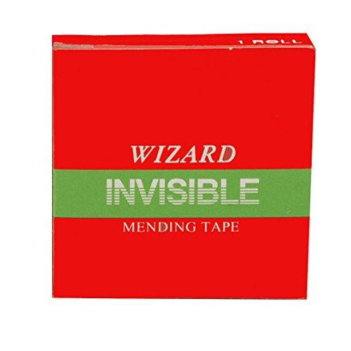 Wizard Clear Invisable Tape 24mm X 66m