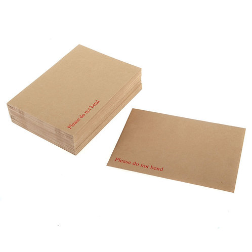 267X216mm PLEASE DO NOT BEND ENVELOPE