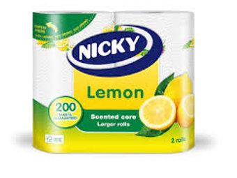 Nicky Lemon Kitchen Roll