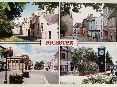 Bicester Postcard