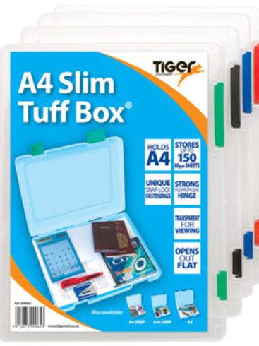 A4 Slim Tuff Box