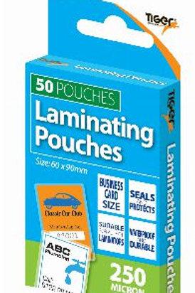 60 x 90 Laminating Pouches