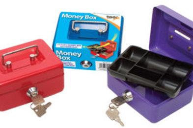 Money Box / Cash Box 12.5cm/5in