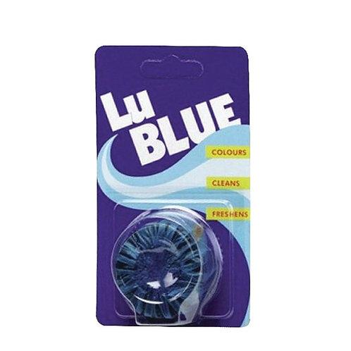 Jeyes Lu Blue Toilet Freshener (Pack of 6)