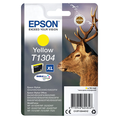 EPSON T1304 YELLOW