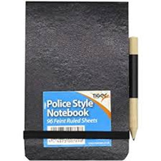 Police Style Notebook