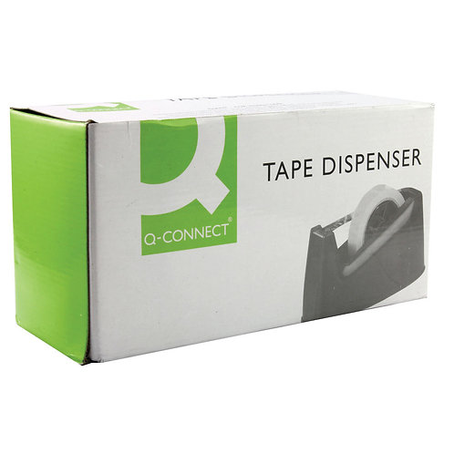 Dispenser Large Black (Suitable for tape upto 25mm wide and 33/66m long)