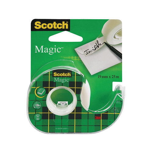 Scotch Magic Tape 810 19mm x 25m