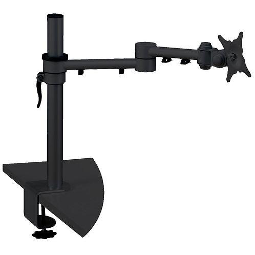 Q-Connect Flat Screen Monitor Arm Dual Swing