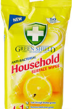 Anti-Bacterial Household Wipes