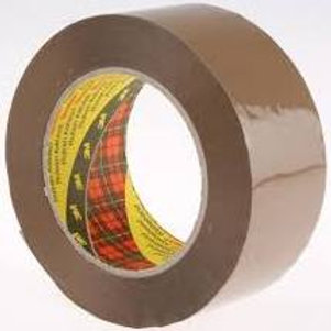 3M SCOTCH 313 Brown Packing Tape 2 inch