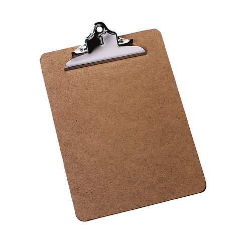 Masonite Clipboard A4
