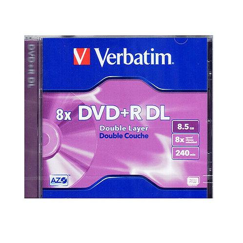Verbatim DVD+R DL