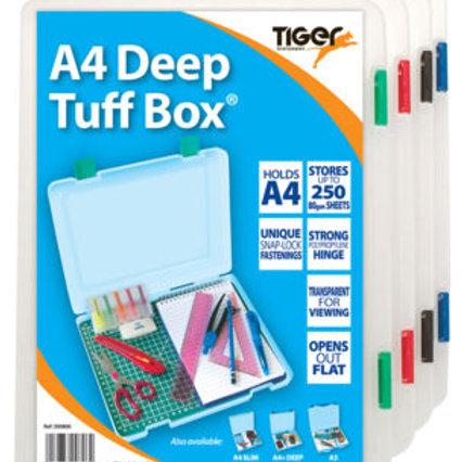 A4 Deep Tuff Box