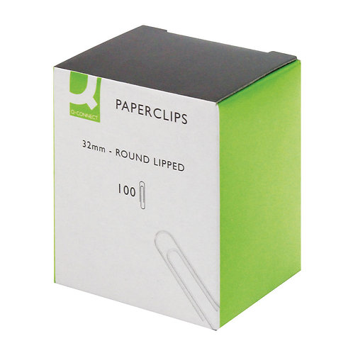 Paperclips Lipped 32mm