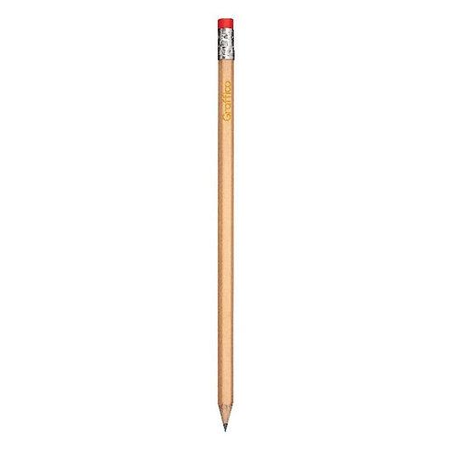 Graffico Eraser Tip Pencil HB (Pack of 144)