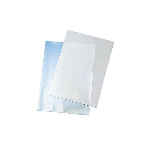 Cut Flush Folders A4 Clear (Pack of 100)