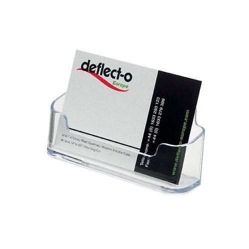 Deflecto Business Card Holder
