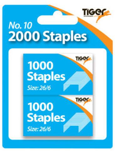 No.10 Staples