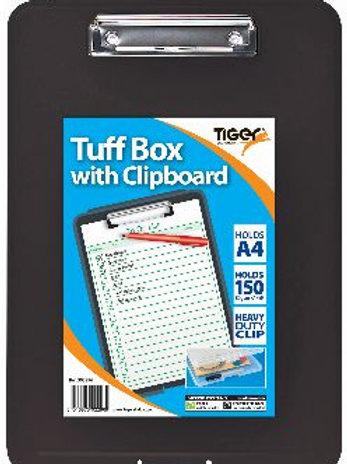 A4 Clipboard Storage Box-Black