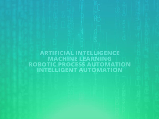 AI/ML/RPA/IA - Which Solution is Right for my Business?