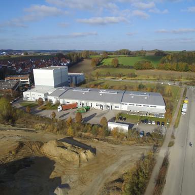 HOCHREGALLAGER MIT KOMMISSIONIERUNG PANASONIC ELECTRIC WORKS EUROPE PFAFFENHOFEN