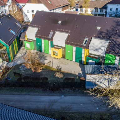 KINDERHAUS UND KINDERGARTEN ALLERSHAUSEN