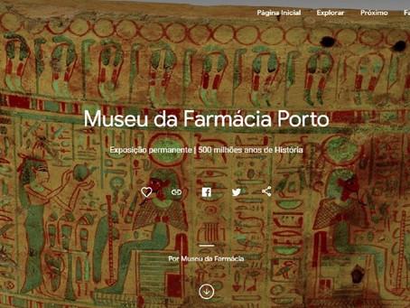 Já é possível visitar o Museu da Farmácia… no Google