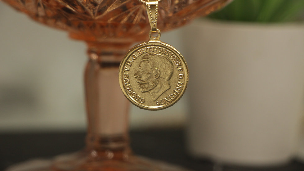 Detailed coin