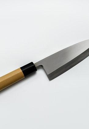 Couteau Deba 18cm acier Blanc2