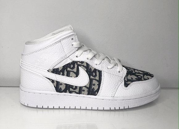 Material Jordan 1's