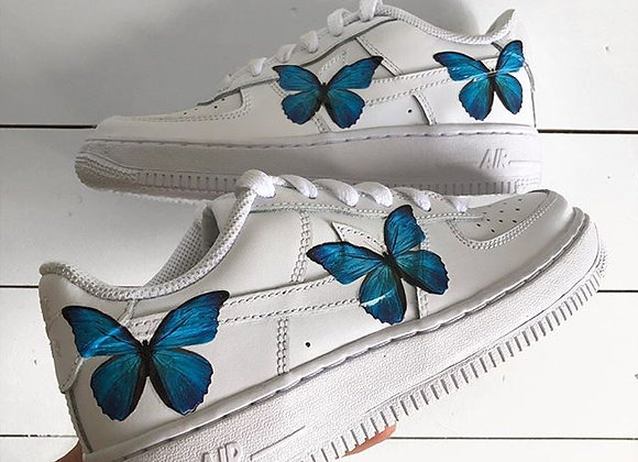 Butterfly Air Force 1 (JUNIOR)