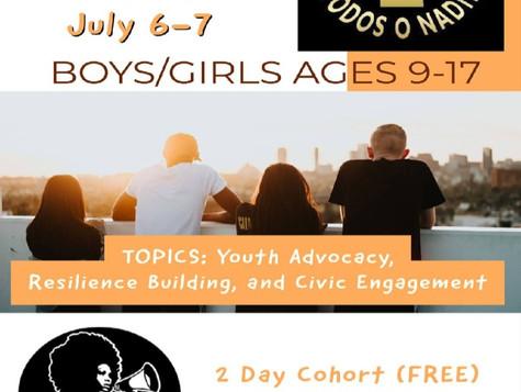 2020 Youth Advocacy Cohort