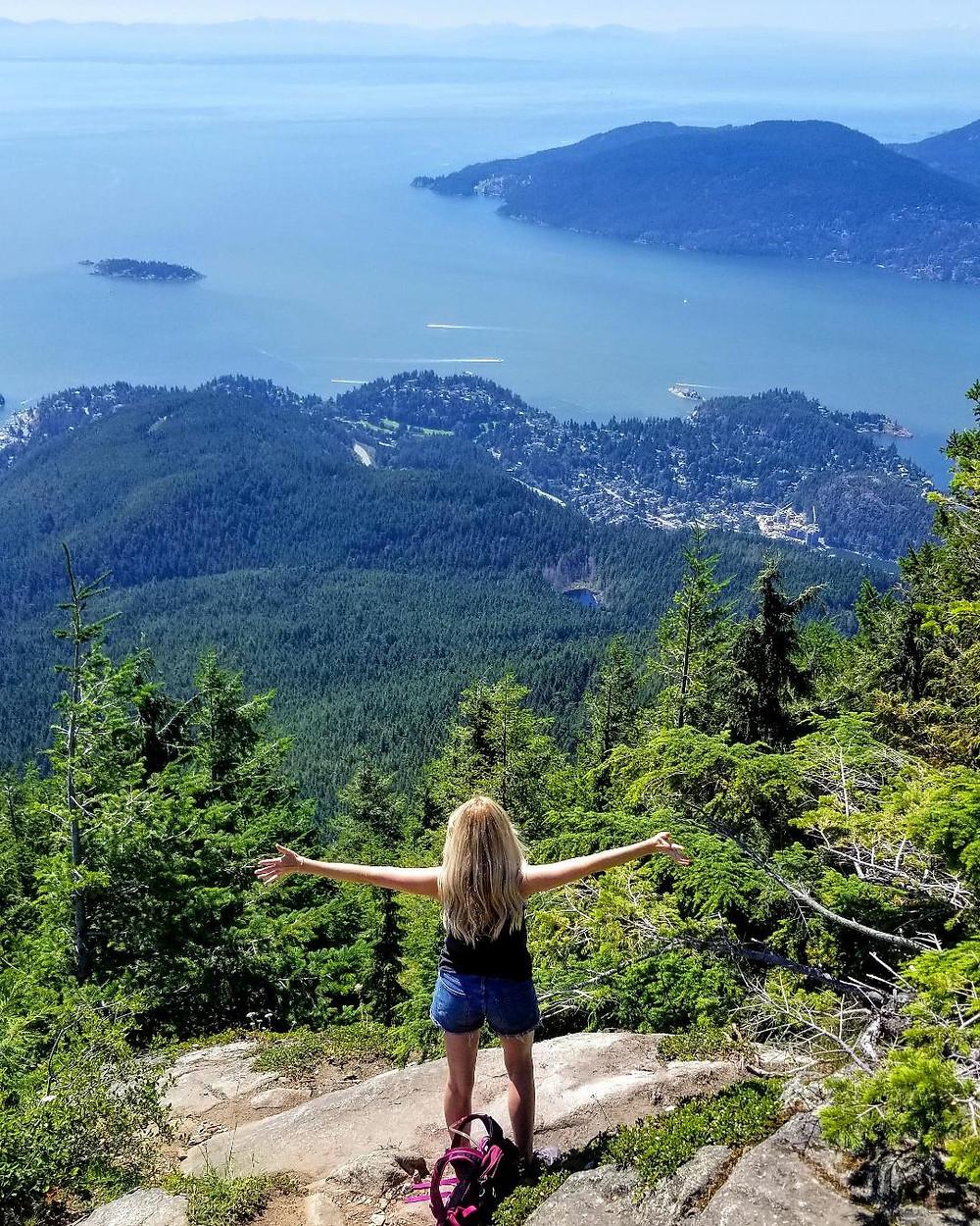 Eagle Bluffs, BC, Canada