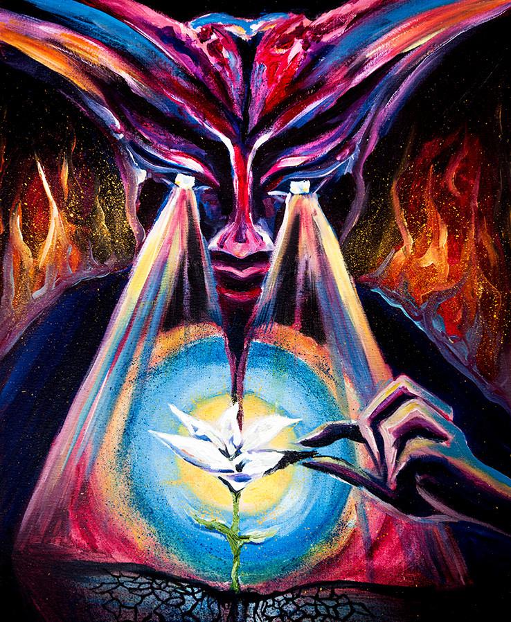 False Light of Demons