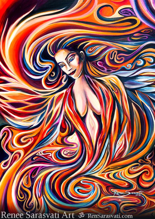 Phoenix Goddess