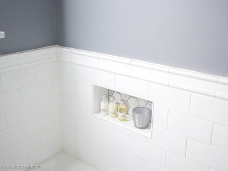 Floral Park Bathroom