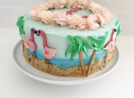 Tropisk kage