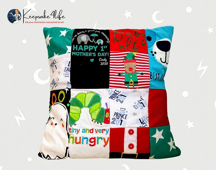 Cushion Cover Patchwork