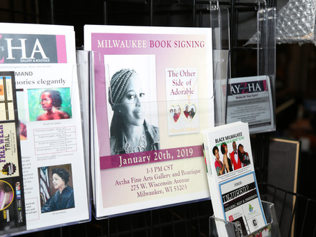 MKE Book Signing Jan. 20, 2019