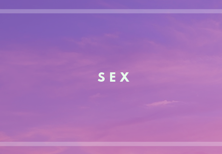 The Unspoken Thing: Sex