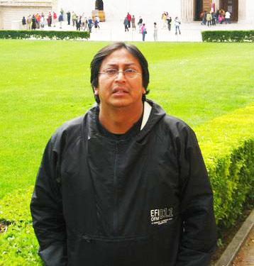 Fr. Luis Gallardo OFM,