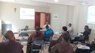 Ejercicios Espirituales, Frailes Franciscanos en Haití
