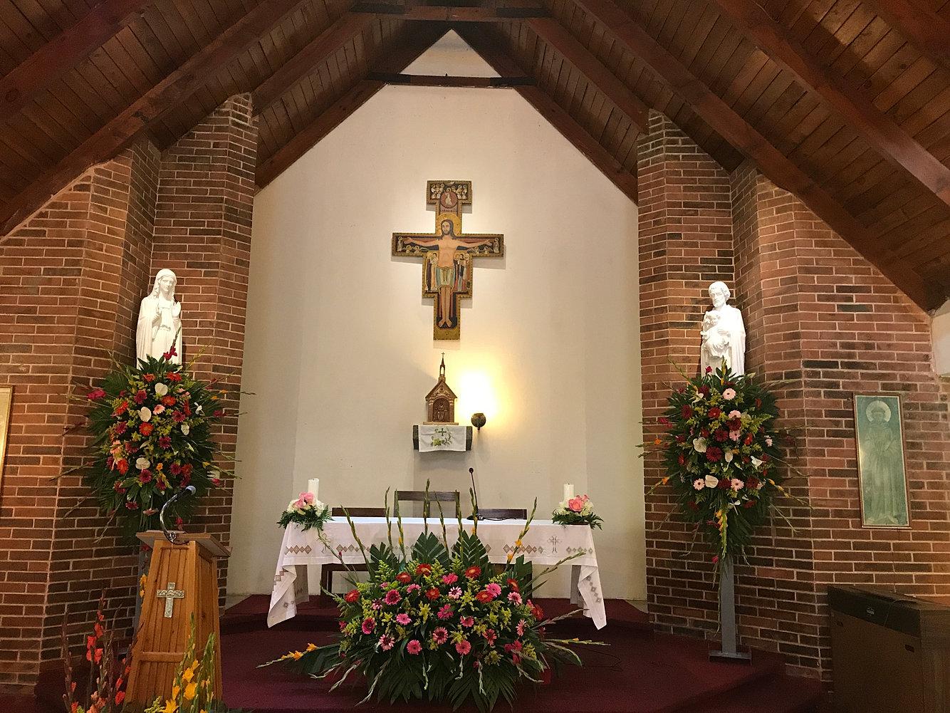 Videos Provincia Franciscana Nuestra Se Ora De Guadalupe  # Muebles Celso Santo Tome