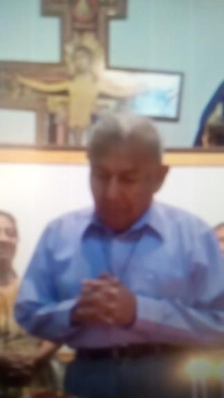 Fallecimiento del Señor Juan Augusto Medina Kaal, Papá de Fr. Francisco y Fr. Pedro Medina.