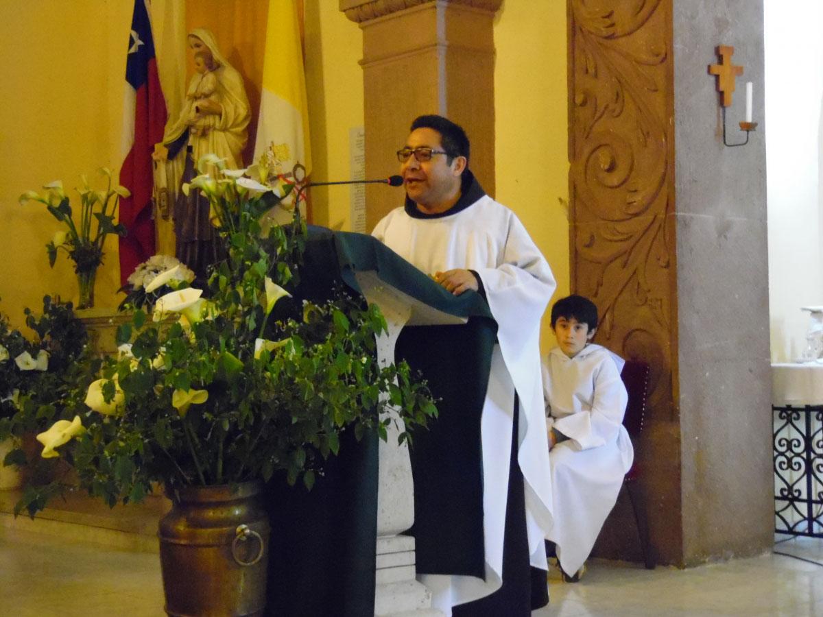 Fr. Alberto Nahuelanca, OFM,