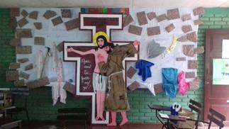 Colegios Franciscanos en La Provincia, celebran fiestas en honor a San Francisco de Asís.