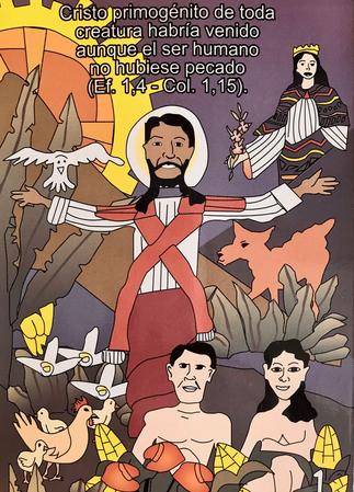 Nueva visión de la Encarnación (Teología Franciscana)