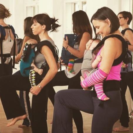 Le Kangatraining, pour continuer le sport après l'accouchement