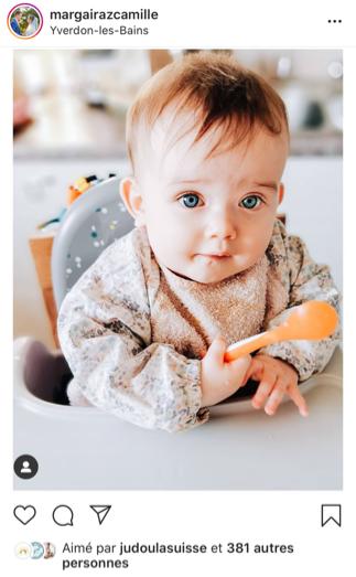 Post Instagram de margairazcamille